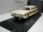 Ford LTD Country Squire 1972 1:43 White Box WB291