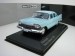 Plymouth Savoy sedan 1959 Light Blue 1:43 White Box WB289