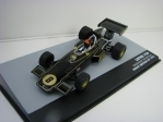 Lotus 72D Emerson Fittipaldi Great Britain GP 1972 1:43 Atlas