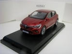 Renault Clio 2019 Flamme red 1:43 Norev
