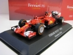 Ferrari SF15-T No.5 Sebastian Vettel 2015 1:43 Atlas Edition