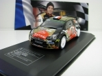 Citroen DS3 WRC 2013 No.18 Chardonnet Rallye MC 2015 1:43 Direkt Collections