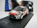 Citroen DS3 WRC No.4 Loeb Rally MC 2015 1:43 Direkt Collections