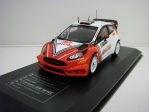 Ford Fiesta RS WRC No.16 Robert Kubica Rallye MC 2016 1:43 Direkt Collections-IXO