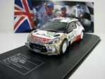 Citroen DS3 WRC 2015 No.3 Meeke Rallye Argentina 2015 1:43 Direkt Collections