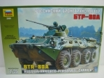BTR-80A Rusian Armored Personnel Carrier 1:35 Zvezda