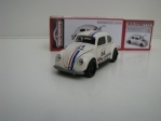 Volkswagen Beetle Racing No.64 1:64 Majorette Box