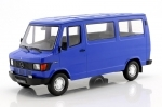 Mercedes 208 D bus 1988 Blue 1:18 KK Scale