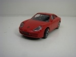 Porsche 911 Carrera Red 1:43 Bburago