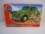 Stavebnice Quick-Build Volkswagen Beetle Flower Power Airfix J6031