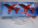 Letadla RAF Red Arrows synchro pair twin pack Corgi