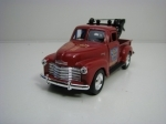 Chevrolet Tow Truck 1953 Red 12 cm Welly