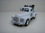 Chevrolet Tow Truck 1953 White 12 cm Welly