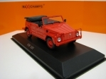Volkswagen VW 181 1979 Red 1:43 MaXichamps