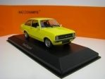 Ford Escort 1975 Yellow 1:43 MaXichamps