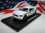 Dodge Charger Pursuit 2006 Police 1:43 Greenlight