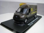 Ford Transit UPS High Roof 2018 1:43 Greenlight