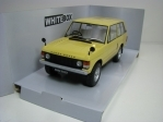 Range Rover 3,5 V8 1972 Dark Yellow 1:24 White Box