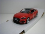 Audi RS 5 Coupé Red 1:24 Bburago