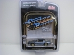 Pontiac T/A 1977 Smokey and the Bandit Chrome edition 1:64 Greenlight