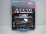 GMC Vandura 1983 A Team Chrome 1:64 Greenlight Hollywood