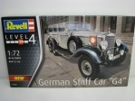 Mercedes G4 German Staff car stavebnice 1:72 Revell 03268