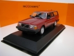 Volvo 240 GL Break 1986 Dark Red Metallic 1:43 Maxichamps