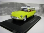 Citroen DS19 Break 1960 Yellow 1:43 Solido