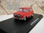 Austin Mini Cooper S 1275 MKI 1967 Red 1:43 Greenlight