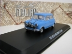 Austin Mini Cooper S 1275 MKI 1967 Blue 1:43 Greenlight
