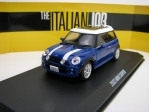 Mini Cooper S 2003 Blue 1:43 Greenlight