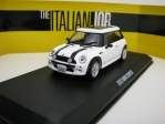 Mini Cooper S 2003 White 1:43 Greenlight