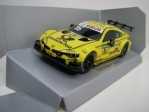 BMW M4 DTM No.16 T. Glock Pull Back Action Carrera 17328