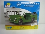 Cobi 24556 Trabant 601 Kubelwagen stavebnice 1:35 Youngtimer collection