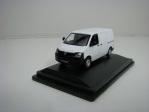 Volkswagen T5 Van White 1:76 Oxford