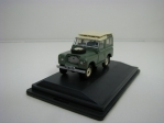 Land Rover series II Station Wagon pastel Green 1:76 Oxford