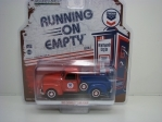 Chevrolet 3100 Pick Up 1953 1:43 Greenlight Running On Empty série 1