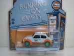 Volkswagen Beetle 1966 Gulf 1:43 Greenlight Running On Empty série 1