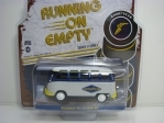 Volkswagen Type 2 T1 Samba Bus 1:43 Greenlight Running On Empty série 1
