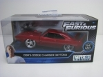Dom's Dodge Charger Daytona 1969 1:32 Jada Toys Fast & Furious