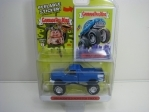 Modified Monster Truck 1995 1:64 Greenlight Garbage Pail Kids