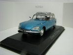 Citroen DS 23 Break 1974 Delta Blue 1:43 Norev
