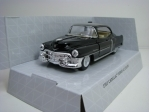 Cadillac Series 62 Coupe 1953 Black Pull Back Kinsmart Box