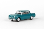 Škoda 1100 MBX 1969 Dark Blue Green 1:43 Abrex