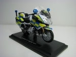 BMW R 1200 RT Police UK 1:18 Maisto