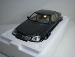 Mercedes-Benz 600 SEC C140 1992 Antracit 1:18 KK scale