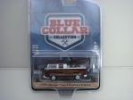 Volkswagen Type 2 1968 Double Cab Pick Up 1:64 Greenlight Blue Collar