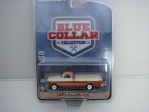 Ford F-100 1973 1:64 Greenlight Blue Collar