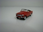 Škoda Felicia Cabrio Red 1:87 Starline Models