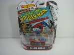 Hot Wheels Real Riders Marvel Spider-Mobile 1/5